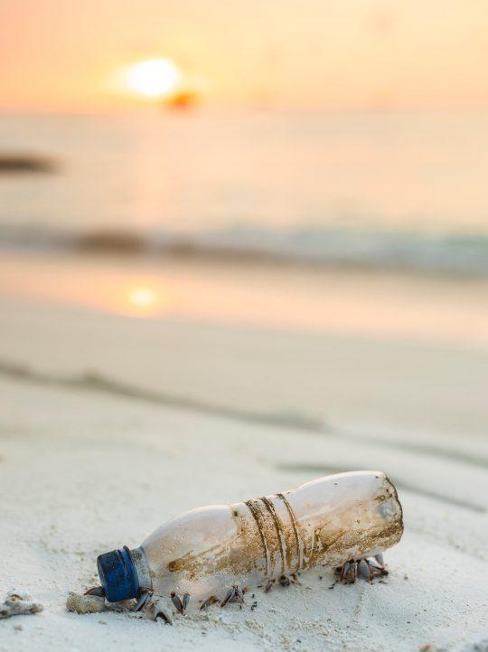 bouteille-plastique-plage